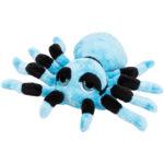 Suki maskotka niebieski pająk tarantula
