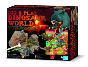 15926 Wykopaliska dinozaurów 4M