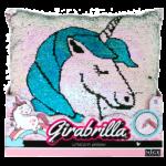 Girabrilla Unicorn cekiny